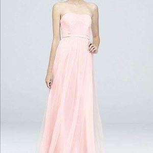 David's bridal bridesmaid dress. Size 0